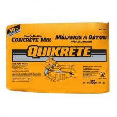 Beton en sac melange de beton en sac tout pro de la cloture - Melange a beton ...